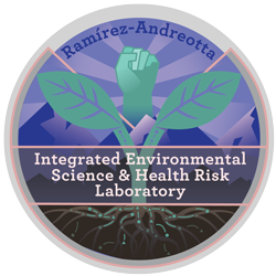Integrated Environmental Science and Health Risk Laboratory logo